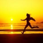 Correre per sentirsi bene
