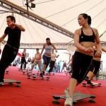 Allungare la propria vita con il fitness