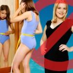Bambini e anoressia. Preoccupante aumento