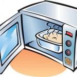 Cucina al microonde