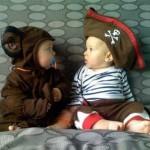 Carnevale: costumi divertenti ed economici per i piccoli