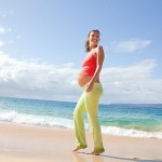 Gravidanza: come difendersi dal caldo con il pancione