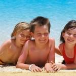 Bambini, come difenderli dal caldo