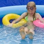 Bambini: giochi in acqua contro il caldo