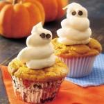 Ricette di Halloween: cupcakes fantasma per i più piccoli