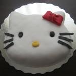 Torta di Hello Kitty: realizzarla è semplice!