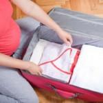 La valigia per il parto: ecco cosa non dimenticare