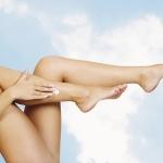 Caldo e gambe gonfie: consigli utili