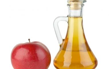 Aceto di sidro di mele: un amico della linea e della salute