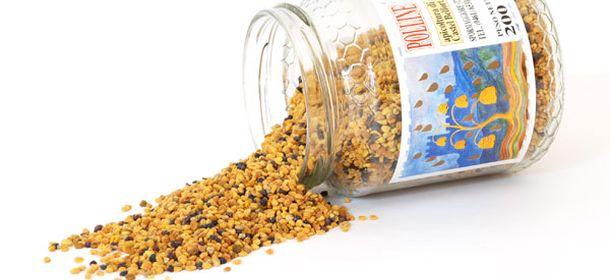 Polline in granuli: proprietà e benefici