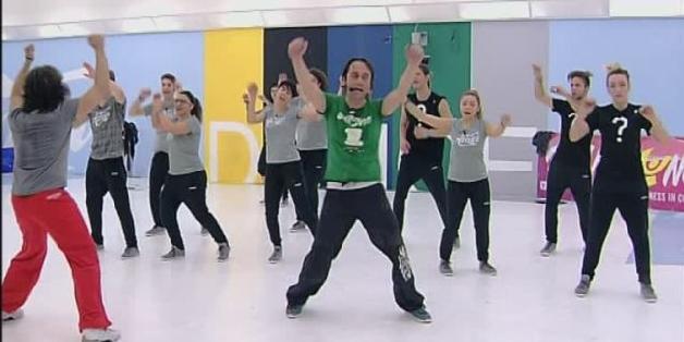 In forma con il Dansyng, la disciplina praticata nella scuola di Amici