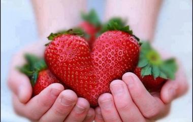 I frutti rossi contro ipertensione e stress