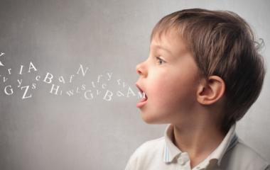 Balbuzie nei bambini: ecco cosa fare