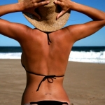 Abbronzatura spray: i rischi